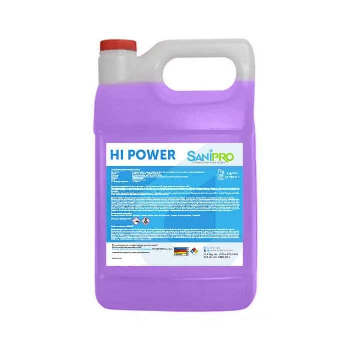 Desinfectante Hi Power