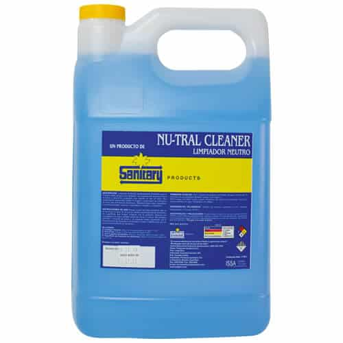 Nutral cleaner