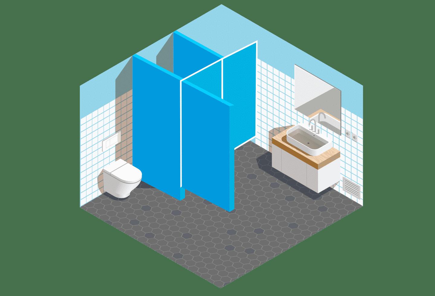 Diagrama Baño