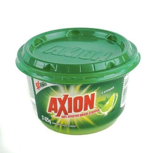 Crema lava platos axion 425