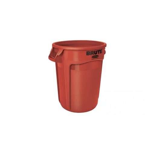 basurero brute 32 rojo